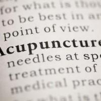 Akupunktur virker mod grøn stær!